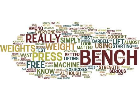 BENCH TOP ROUTER TABLE REVIEWS Text Background Word Cloud Concept Ilustração