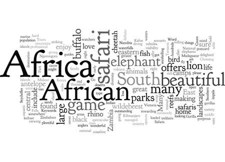 African Safaris Where To Go