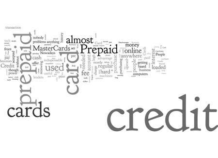 A Credit Free Card What Is A Prepaid Credit Card