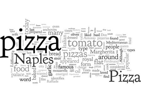 A Brief History of Pizza The Dish that Conquered the World Stok Fotoğraf - 132106767
