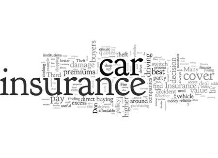 A Guide To Car and Motor Insurance