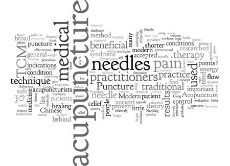 A Quick Start Guide to Acupuncture