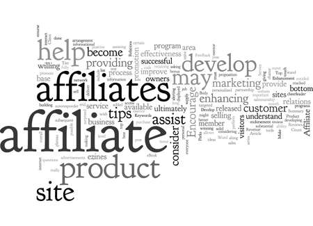 Affiliate Revenue Client Relations