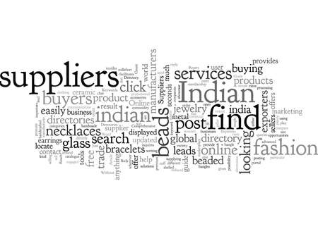 A Comprehensive Guide On Indian Suppliers