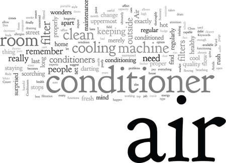 Über saubere Luft und Klimaanlagen