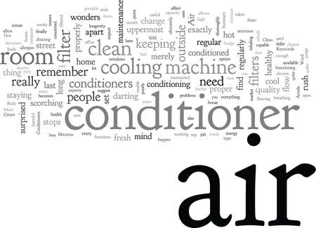 About Clean Air And Air Conditioners