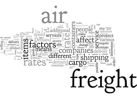 air freight rate