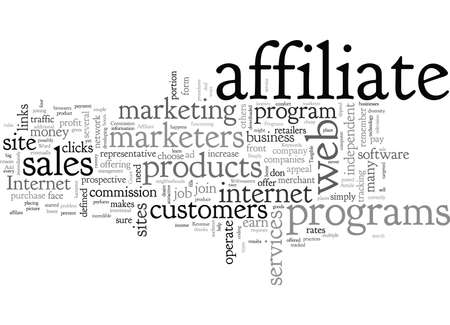 Affiliate Programs Add Revenue for Webmasters