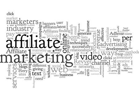 Affiliate How To Implement Industry Trends
