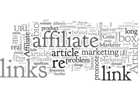Affiliates How To Become An Article Marketer Illustration