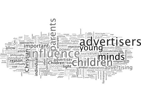 Advertisers And Our Children