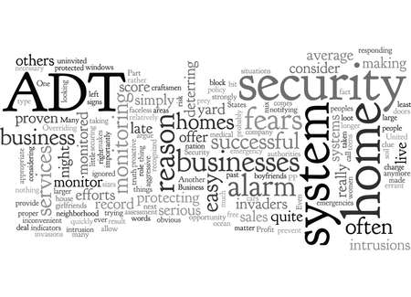 ADT for Home and Business Security