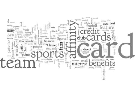 About Sports Affinity Credit Cards