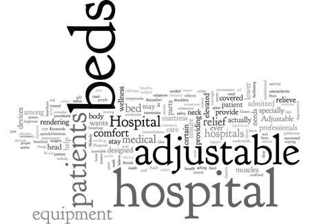 Adjustable Beds in Hospitals