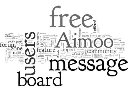Aimoo Free Message Boards for Super Users