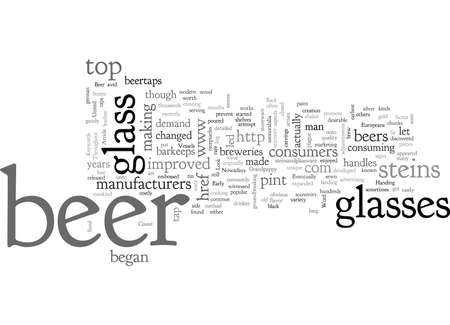 A Look Back at Beer Vessels