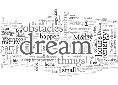 About That Dream