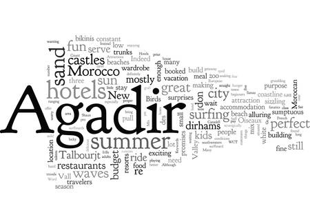 Agadir Hotels And Attractions The Perfect Summer Mix
