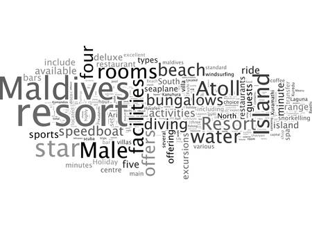 A Review Of The Best Value Maldives Holiday Resorts Part Illustration