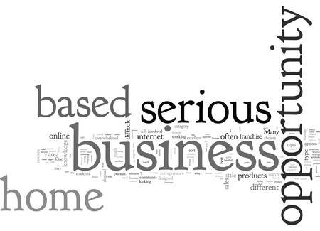 A Closer Look At Different Home Based Business Opportunities