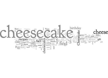 A Brief History Of Cheesecake