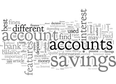 A Guide to Savings Accounts