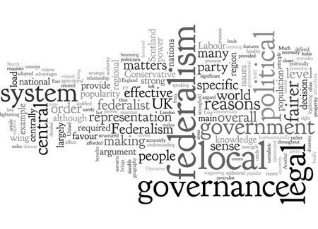 Ventajas del federalismo