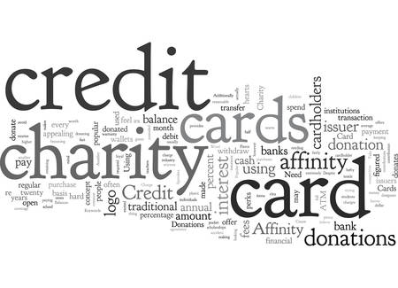 Affinity Credit Cards