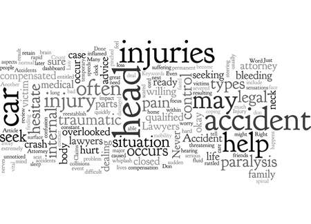 Accident Injury Claims Done Right Illustration