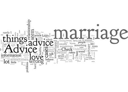 Advice To Keep Your Marriage Healthy