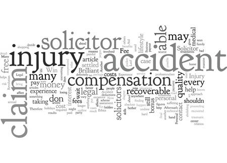 Accident Injury Claim Get The Right Solicitor To Succeed Imagens - 132108404