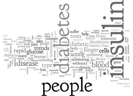 fortgeschrittene Behandlungstrends für Diabetes
