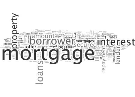A quick guide to mortgages