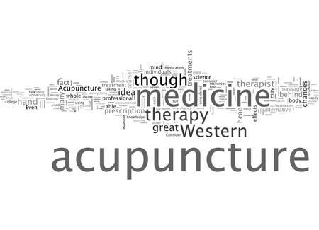 Acupuncture Versus Western Medicine