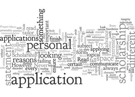 A Guide To Scholarship Applications