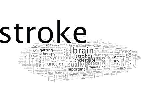 A Stroke Why it is so important to read this