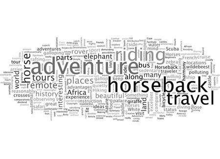 Abenteuerreisen zu Pferd
