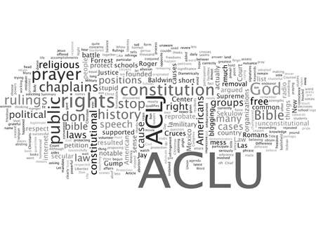 ACLU or ACLJ The Difference is Like Night and Day