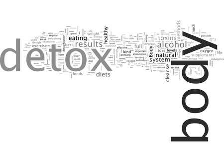 A Full Body Detox