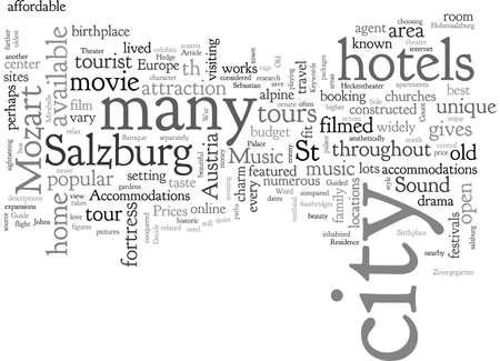 A Guide To Salzburg Austria