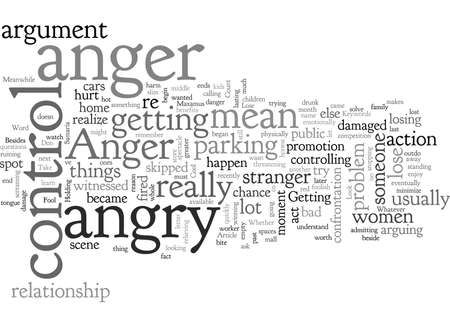 Anger Lose Your Cool and Look Like a Fool