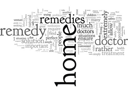 Are Home Remedies Better than a Doctor