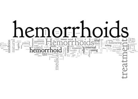 ¿Son tratables las hemorroides?