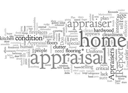 Appraisals Plan for It Stock Illustratie