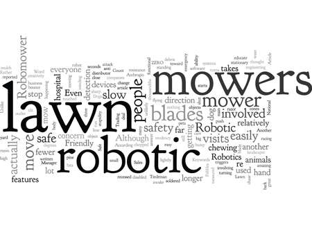 Are Robotic Lawn Mowers Safe