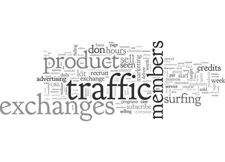 Are traffic exchanges worth to subscribe