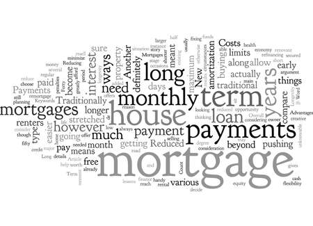 Are Long Term Mortgages For You