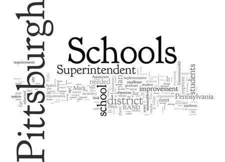 Are Pittsburgh Schools In Trouble Standard-Bild - 132213979