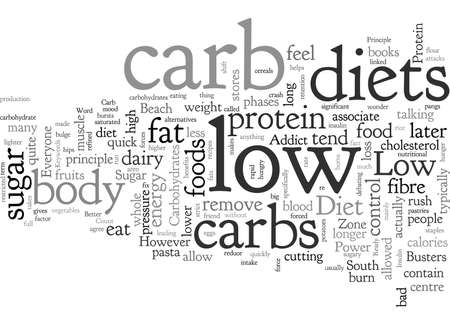 Are You Ready For Low Carb Çizim