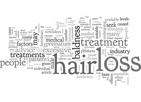 Are hair loss treatments just one big scam